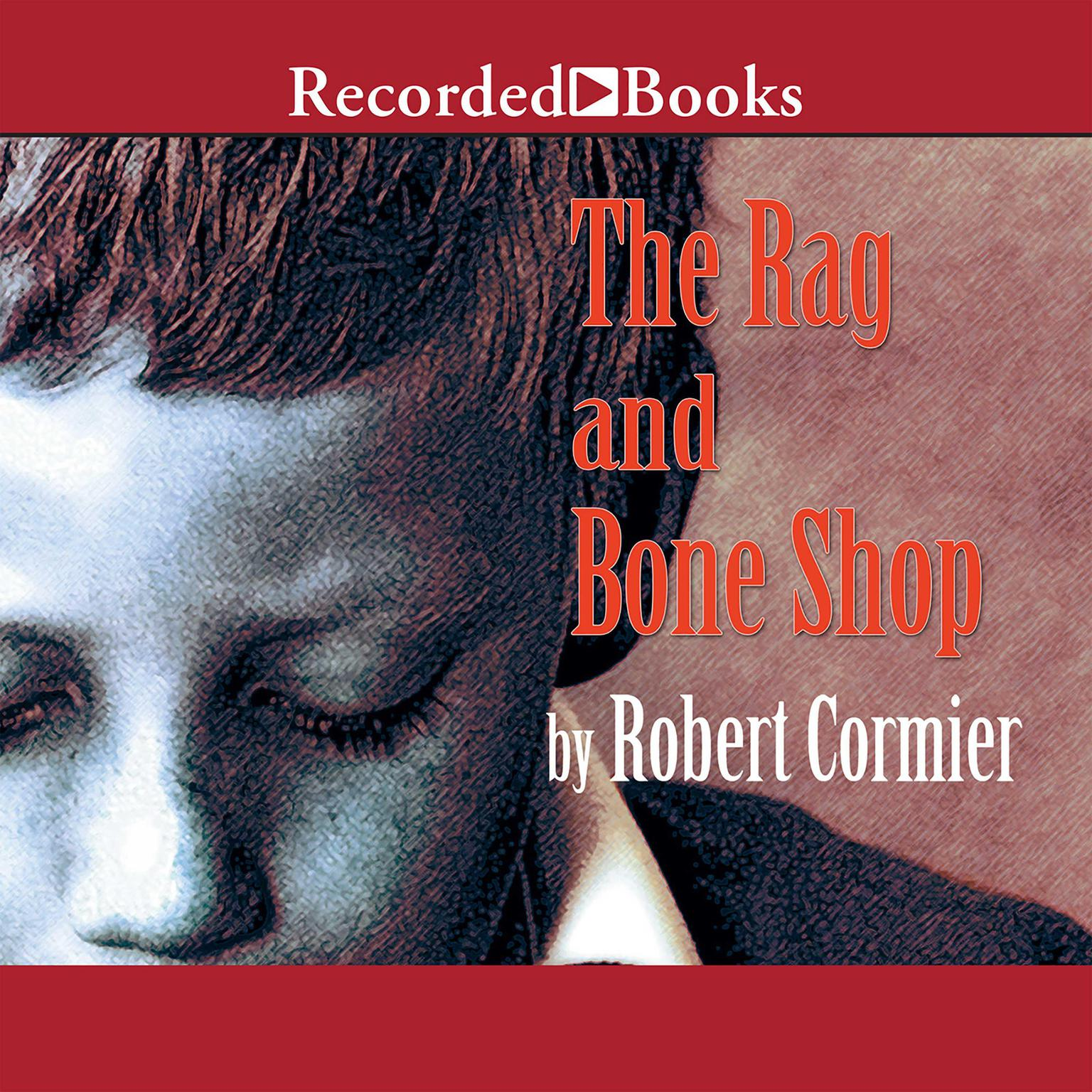 Printable The Rag and Bone Shop Audiobook Cover Art