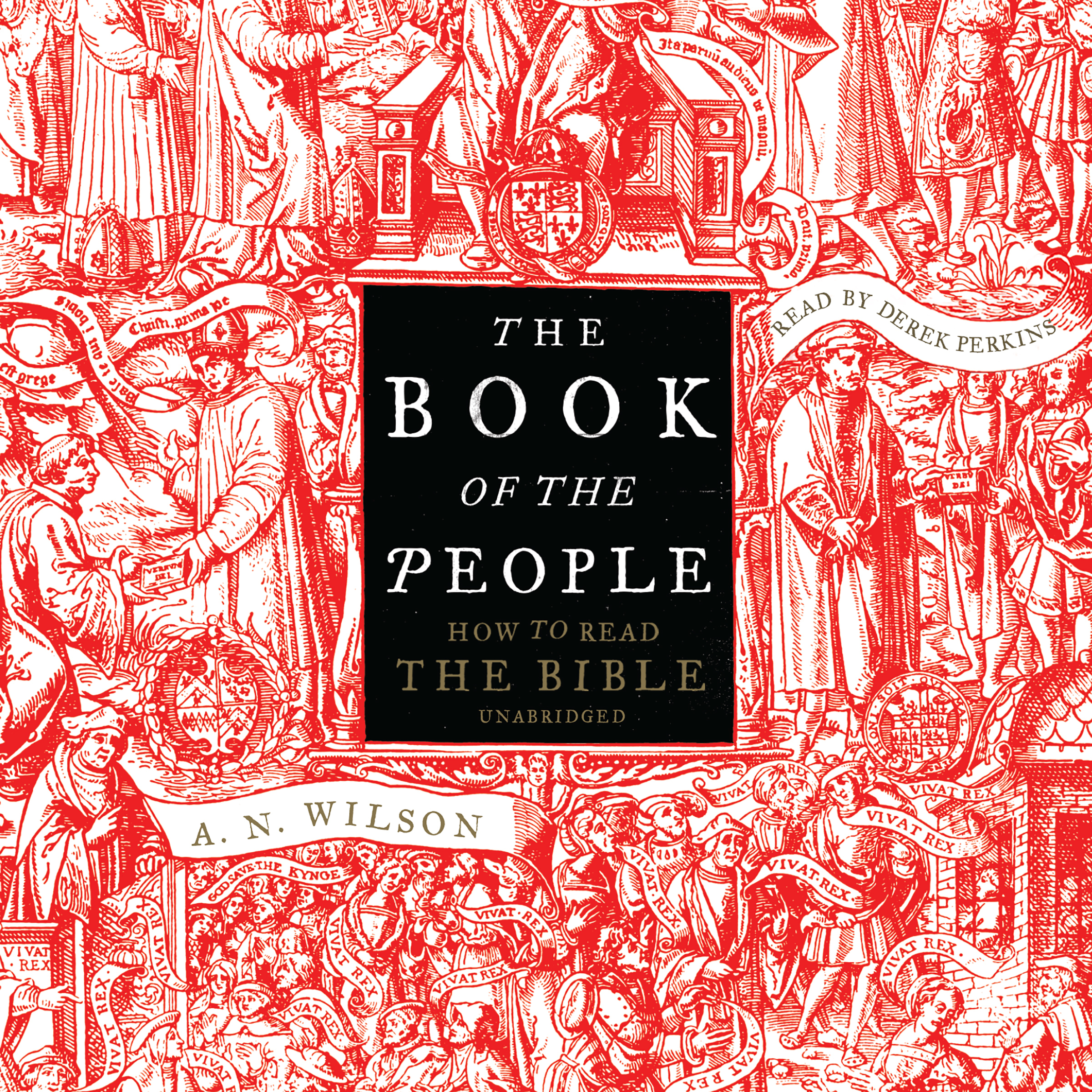 Printable The Book of the People: How to Read the Bible Audiobook Cover Art
