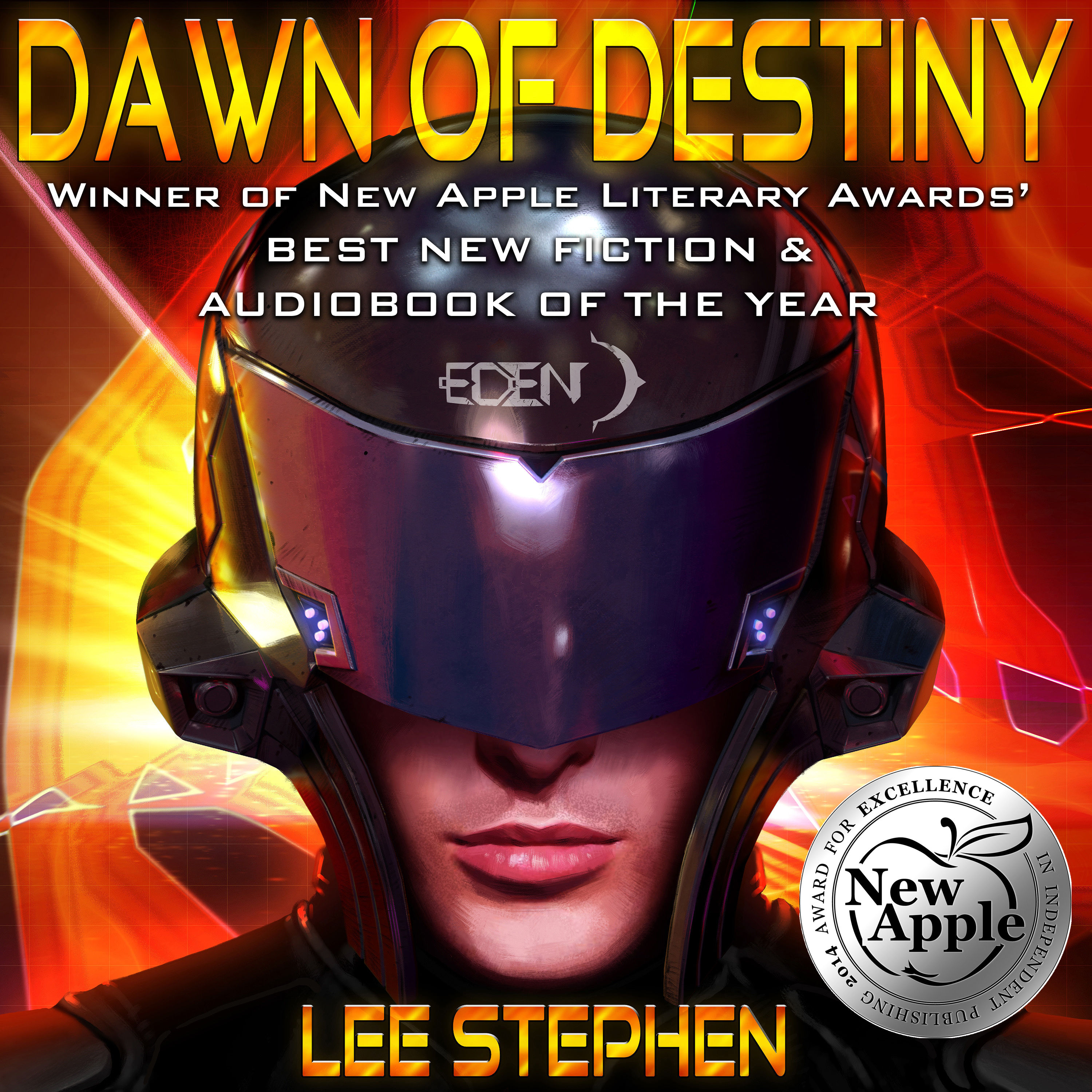 Printable Epic, Book 1: Dawn of Destiny Audiobook Cover Art