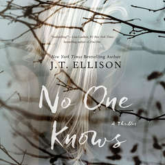 No One Knows Audiobook, by J. T. Ellison