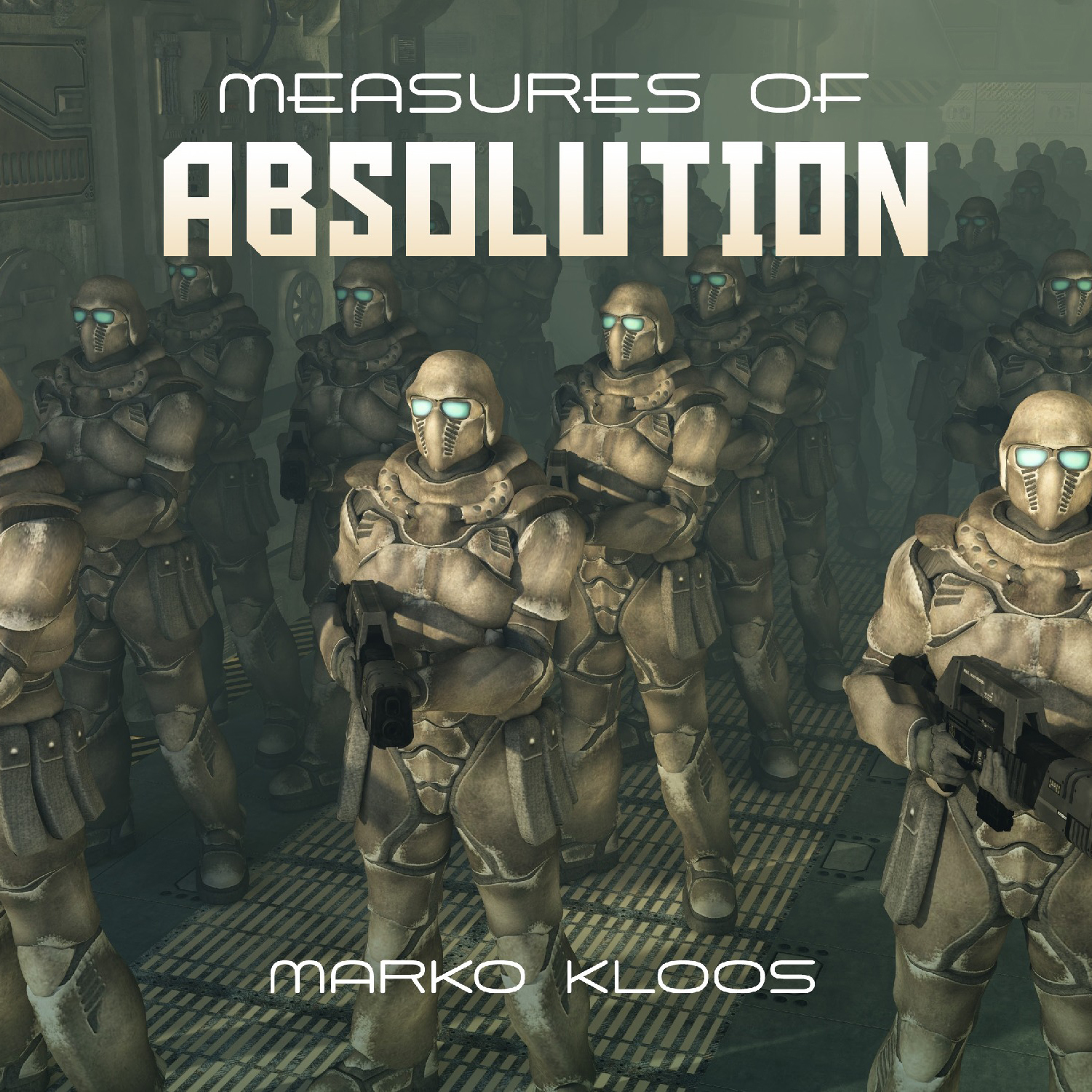 Printable Measures of Absolution Audiobook Cover Art
