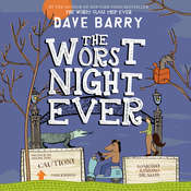 The Worst Night Ever Audiobook, by Dave Barry