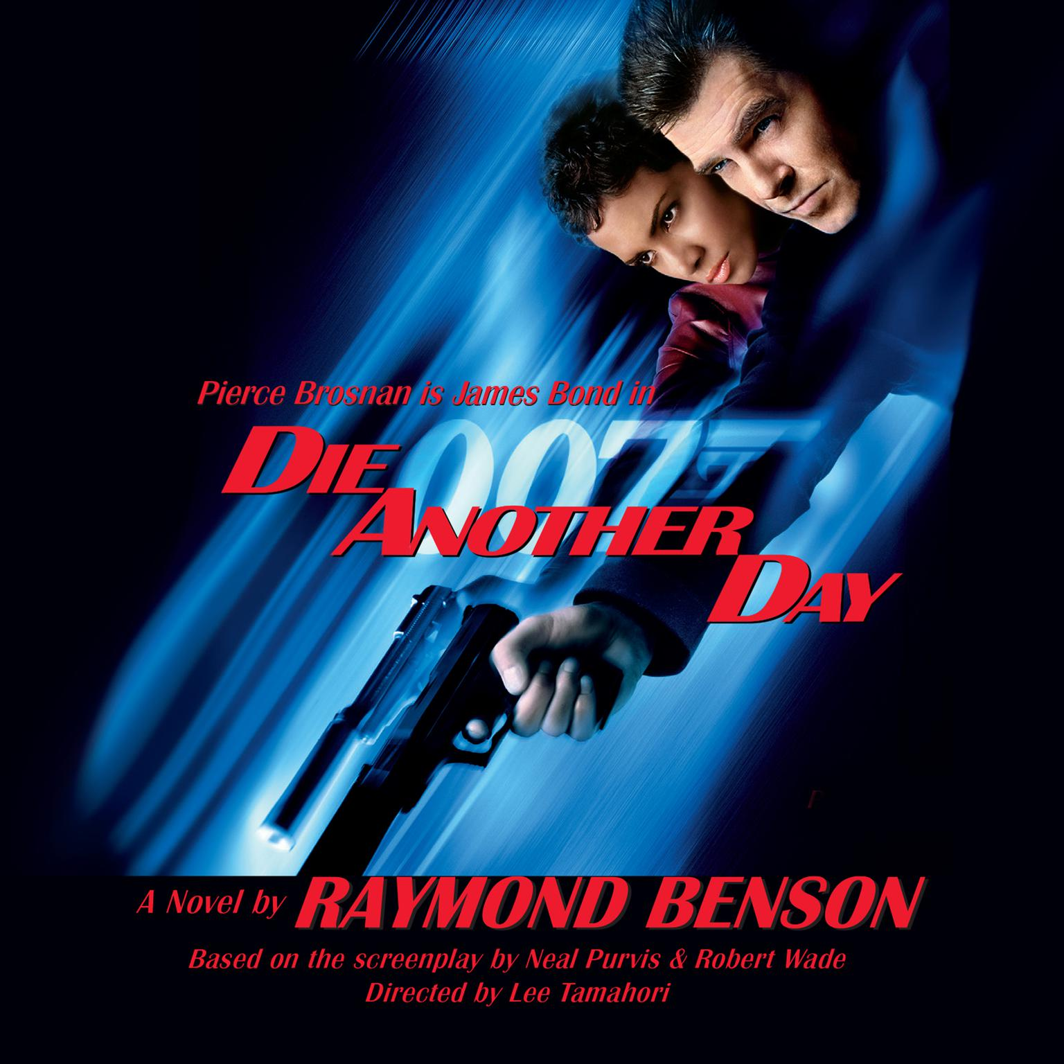 Printable Die Another Day Audiobook Cover Art