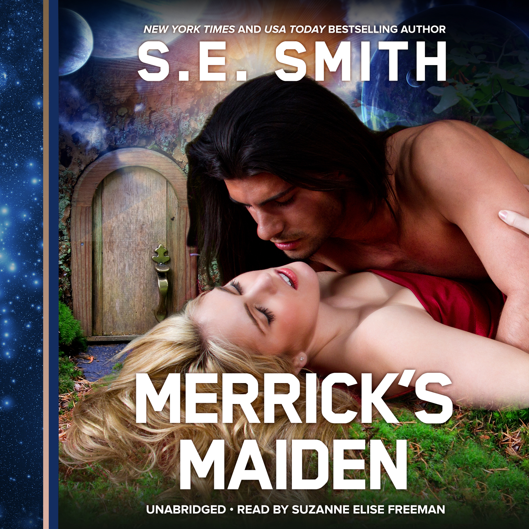 Printable Merrick's Maiden Audiobook Cover Art