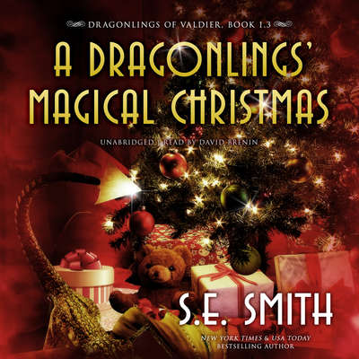A Dragonlings' Magical Christmas Audiobook, by S.E. Smith