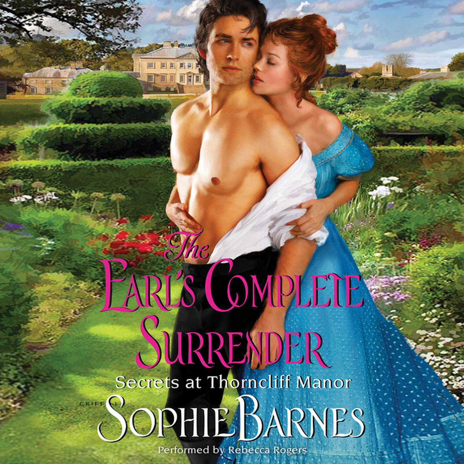 Printable The Earl's Complete Surrender: Secrets at Thorncliff Manor Audiobook Cover Art