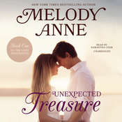 Unexpected Treasure: Book One in the Lost Andersons, by Melody Anne