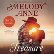 Hidden Treasure: Book Two in the Lost Andersons Series, by Melody Anne