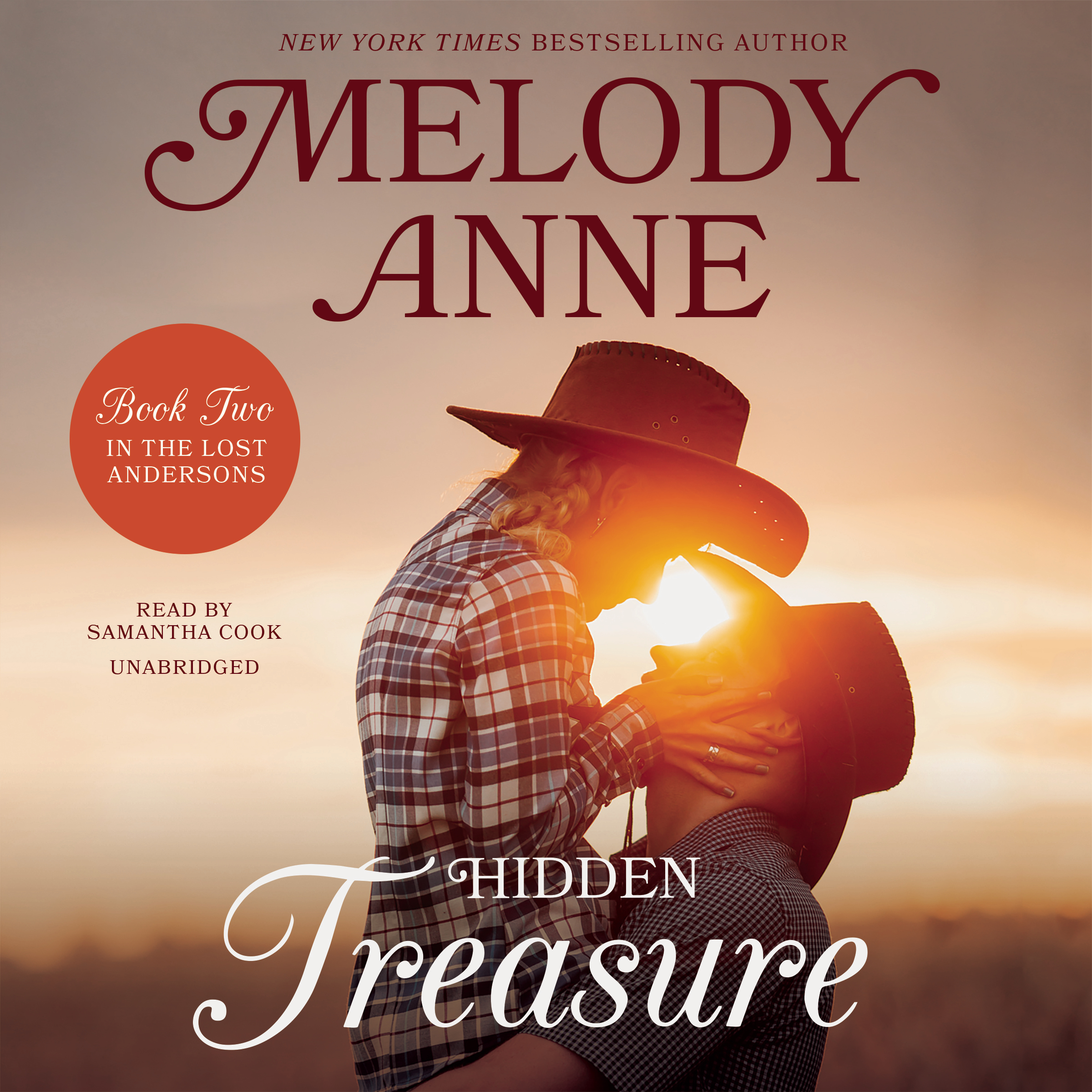 Printable Hidden Treasure: Book Two in the Lost Andersons Series Audiobook Cover Art