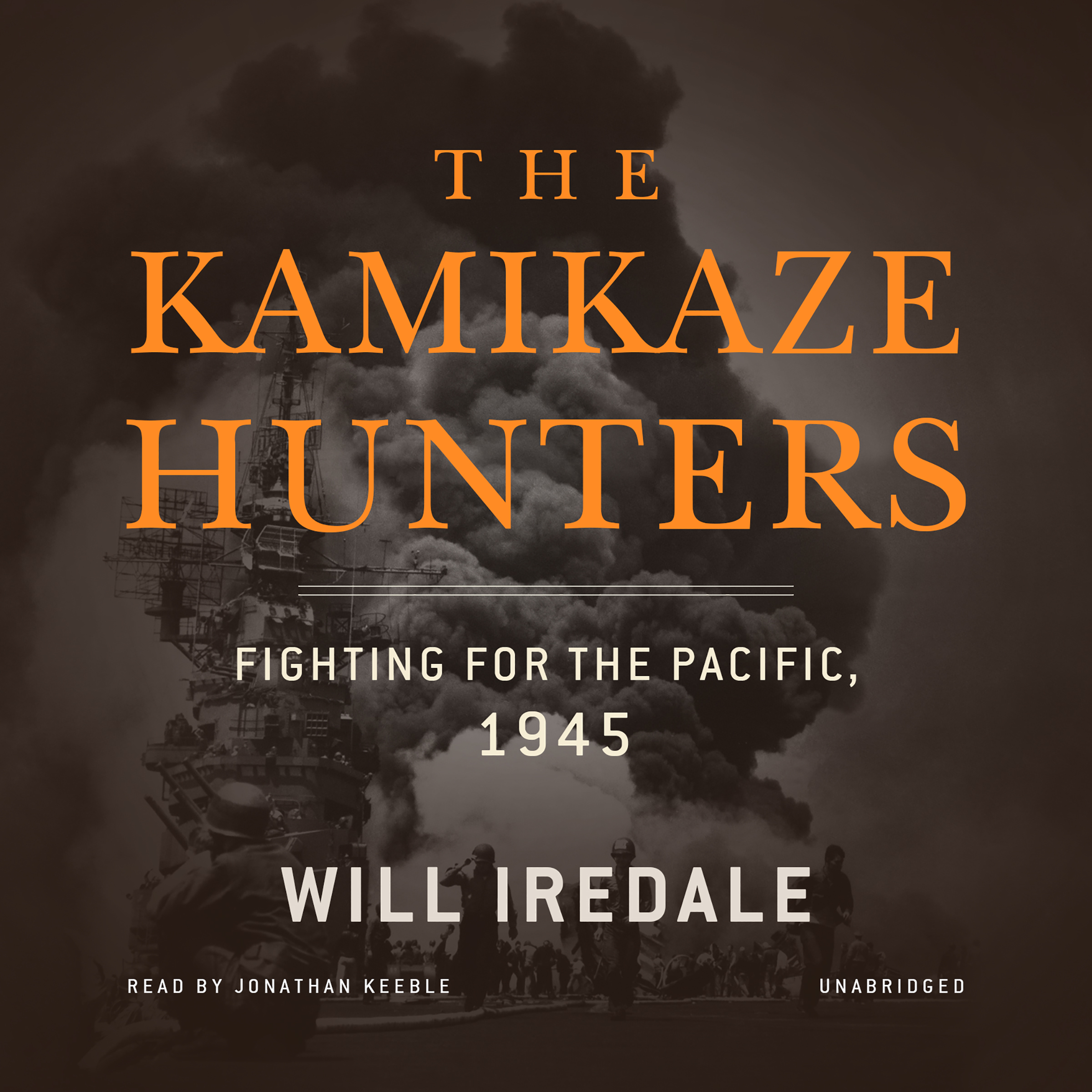 Printable The Kamikaze Hunters: Fighting for the Pacific, 1945 Audiobook Cover Art