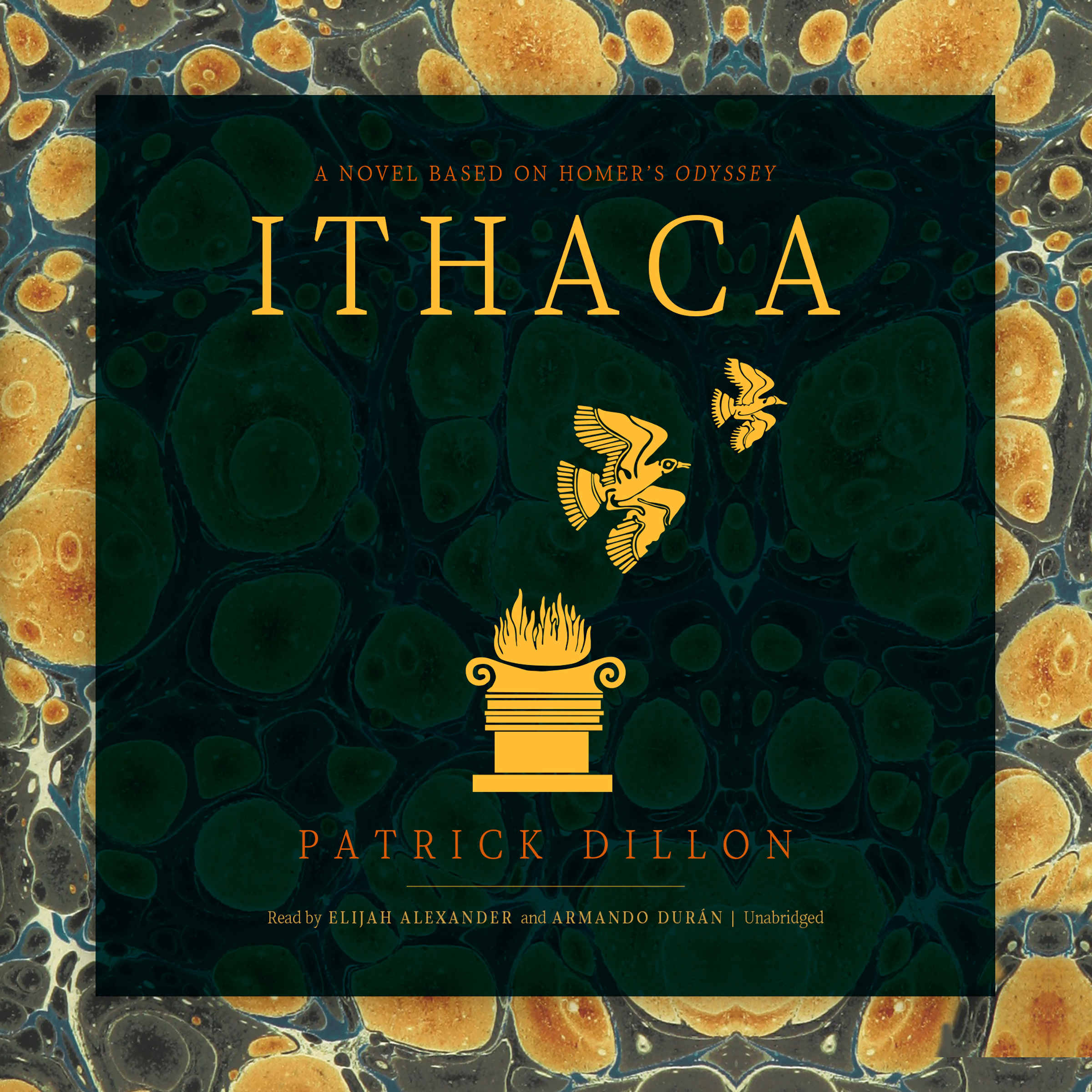 Printable Ithaca: A Novel Based on Homer's Odyssey Audiobook Cover Art