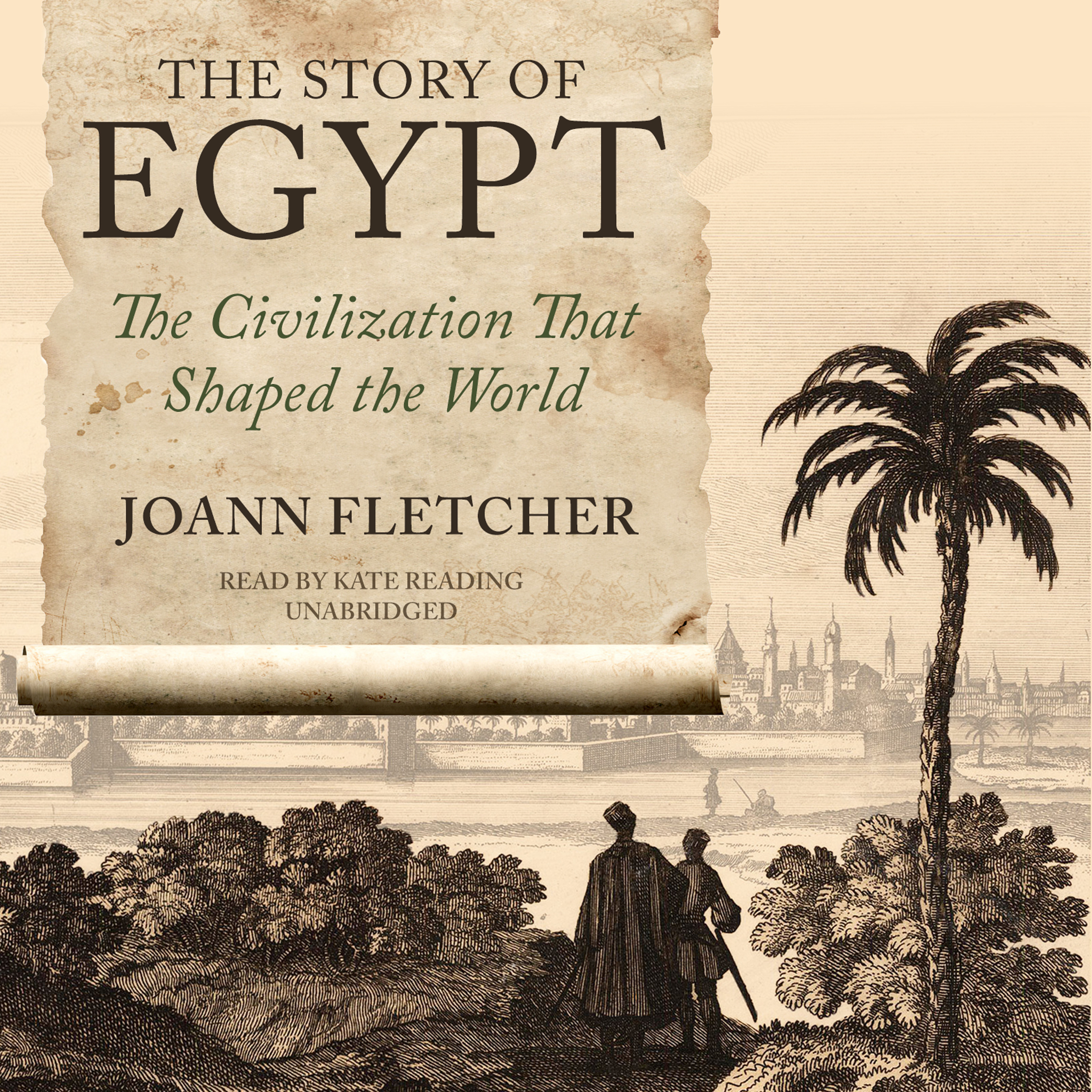 Printable The Story of Egypt: The Civilization That Shaped the World Audiobook Cover Art
