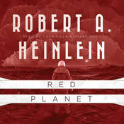 Red Planet Audiobook, by Robert A. Heinlein