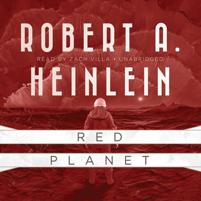 Red Planet Audiobook, by