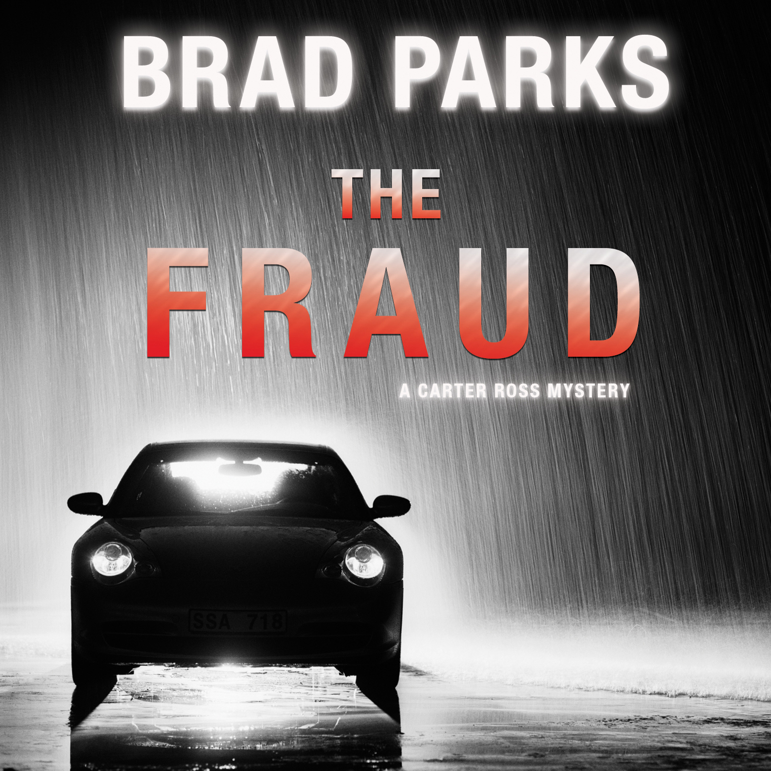 Printable The Fraud Audiobook Cover Art