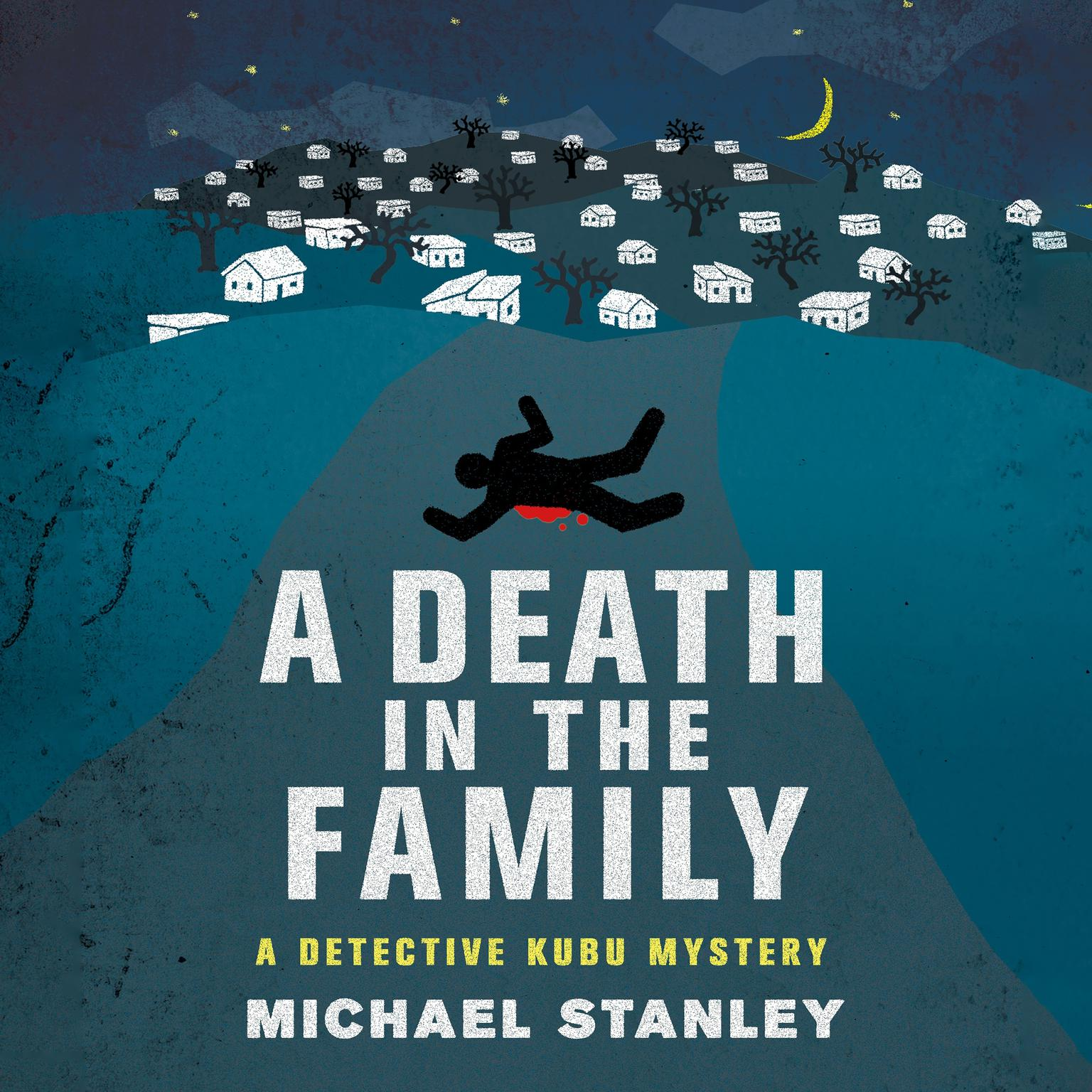 Printable A Death in the Family: A Detective Kubu Mystery Audiobook Cover Art