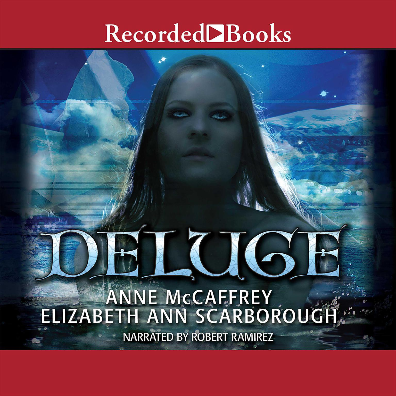Printable Deluge Audiobook Cover Art