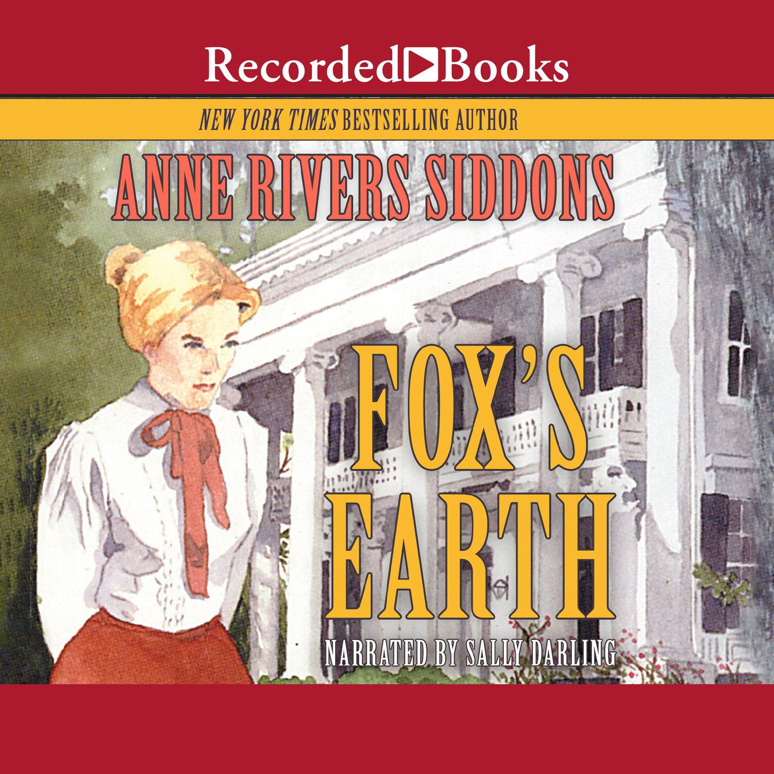 Printable Fox's Earth Audiobook Cover Art