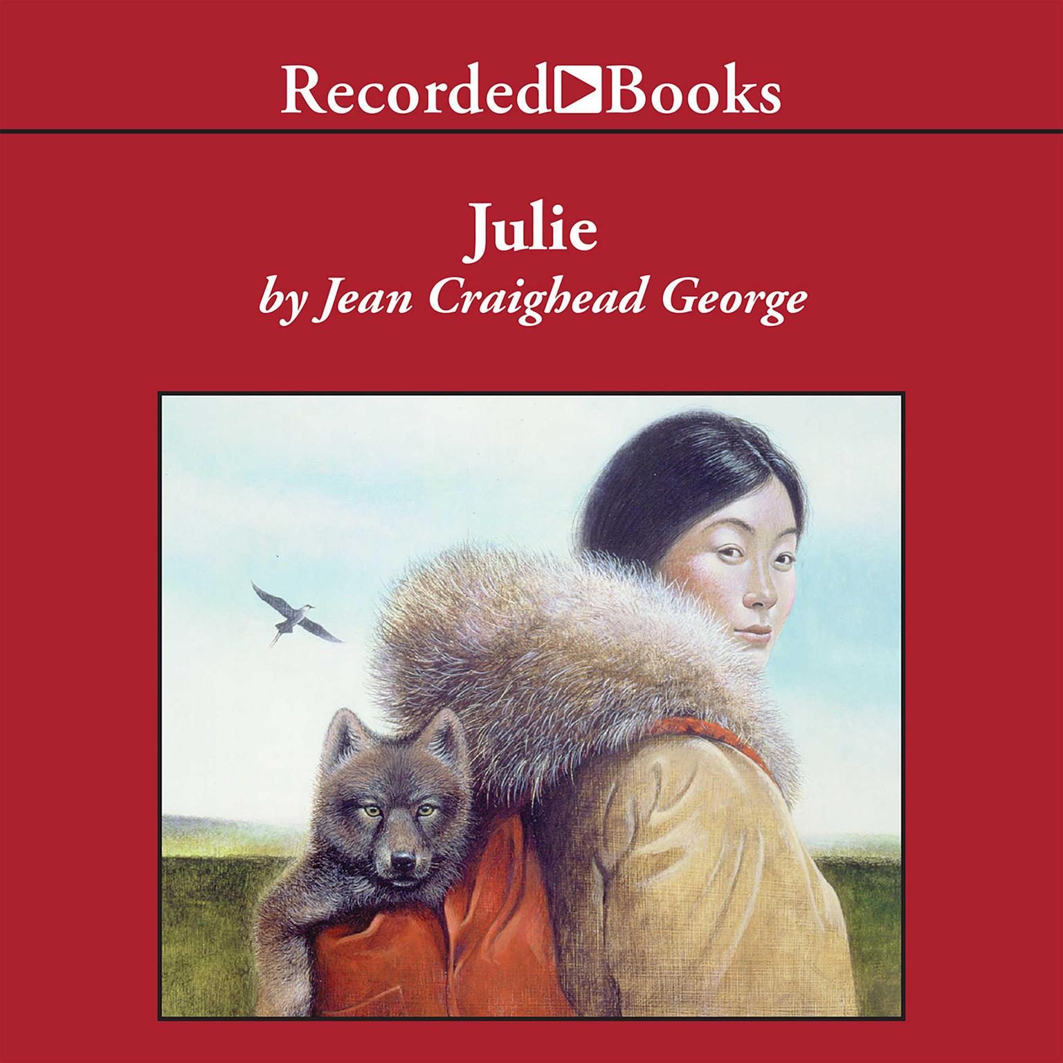 Printable Julie Audiobook Cover Art