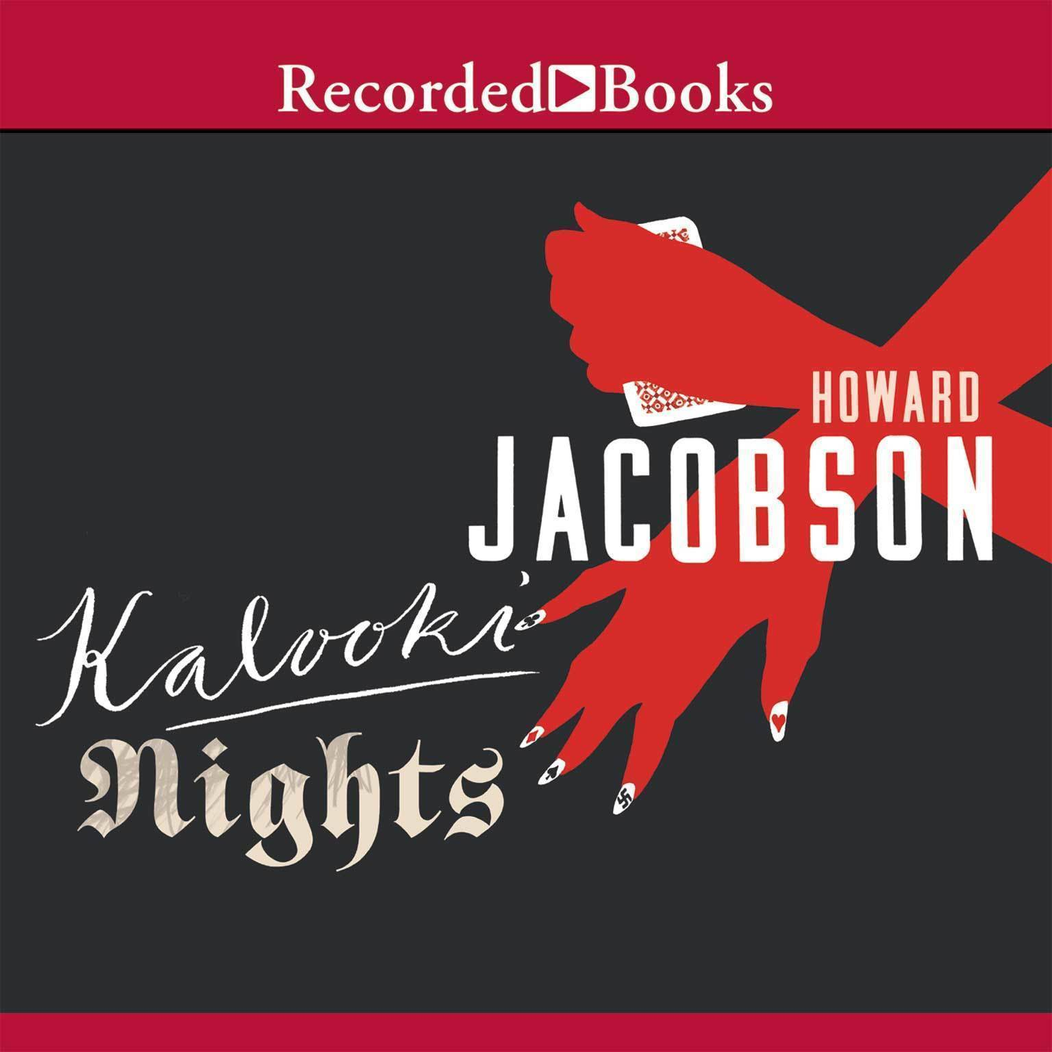 Printable Kalooki Nights: A Novel Audiobook Cover Art