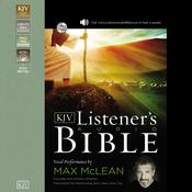 The KJV Listeners Audio Bible, Old Testament: Vocal Performance by Max McLean Audiobook, by Thomas Nelson Publishers