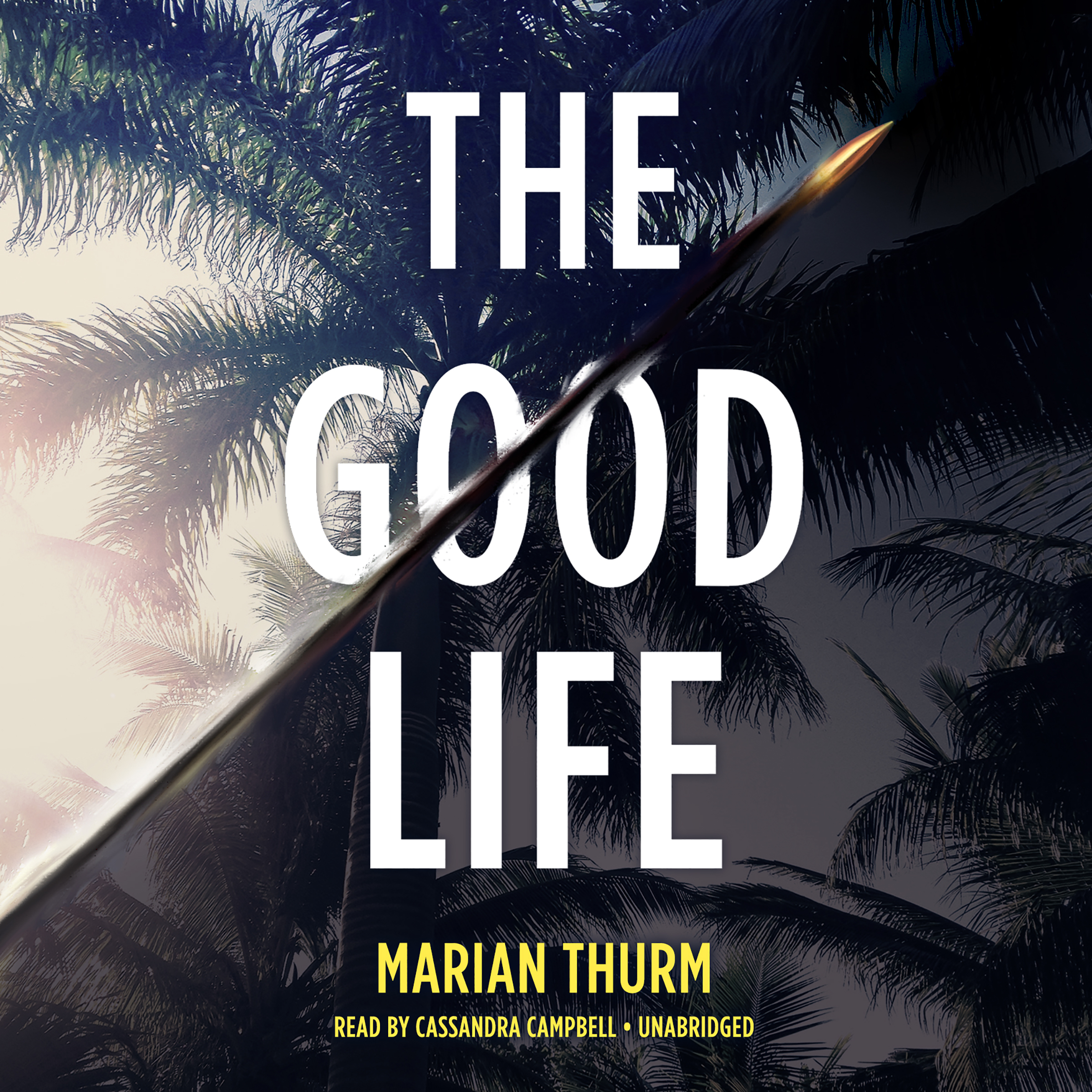 Printable The Good Life Audiobook Cover Art