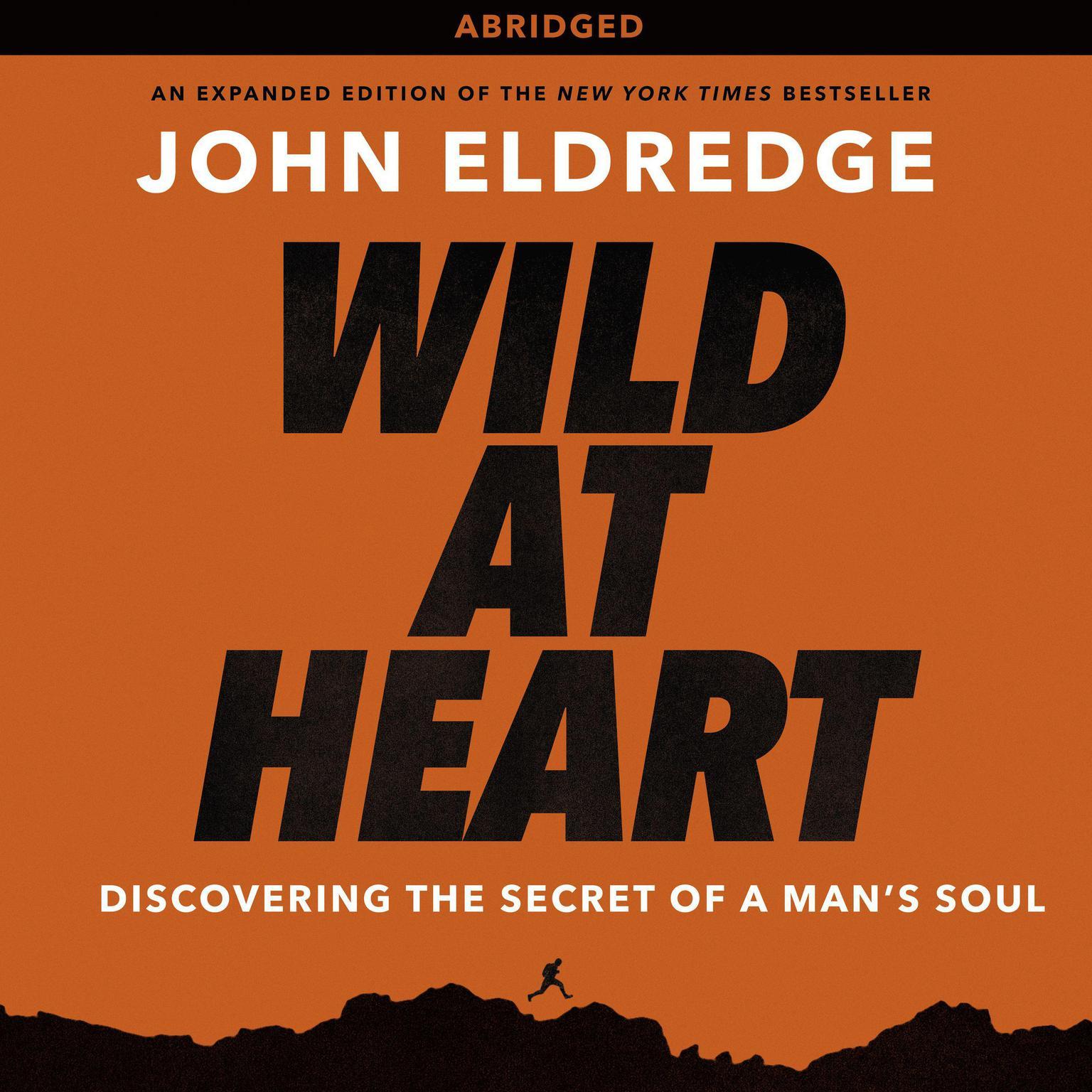 wild at heart abridged audiobook by john eldredge read