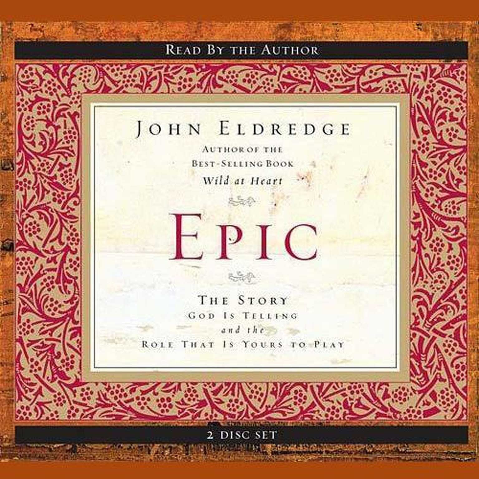 Printable Epic: The Story God Is Telling Audiobook Cover Art