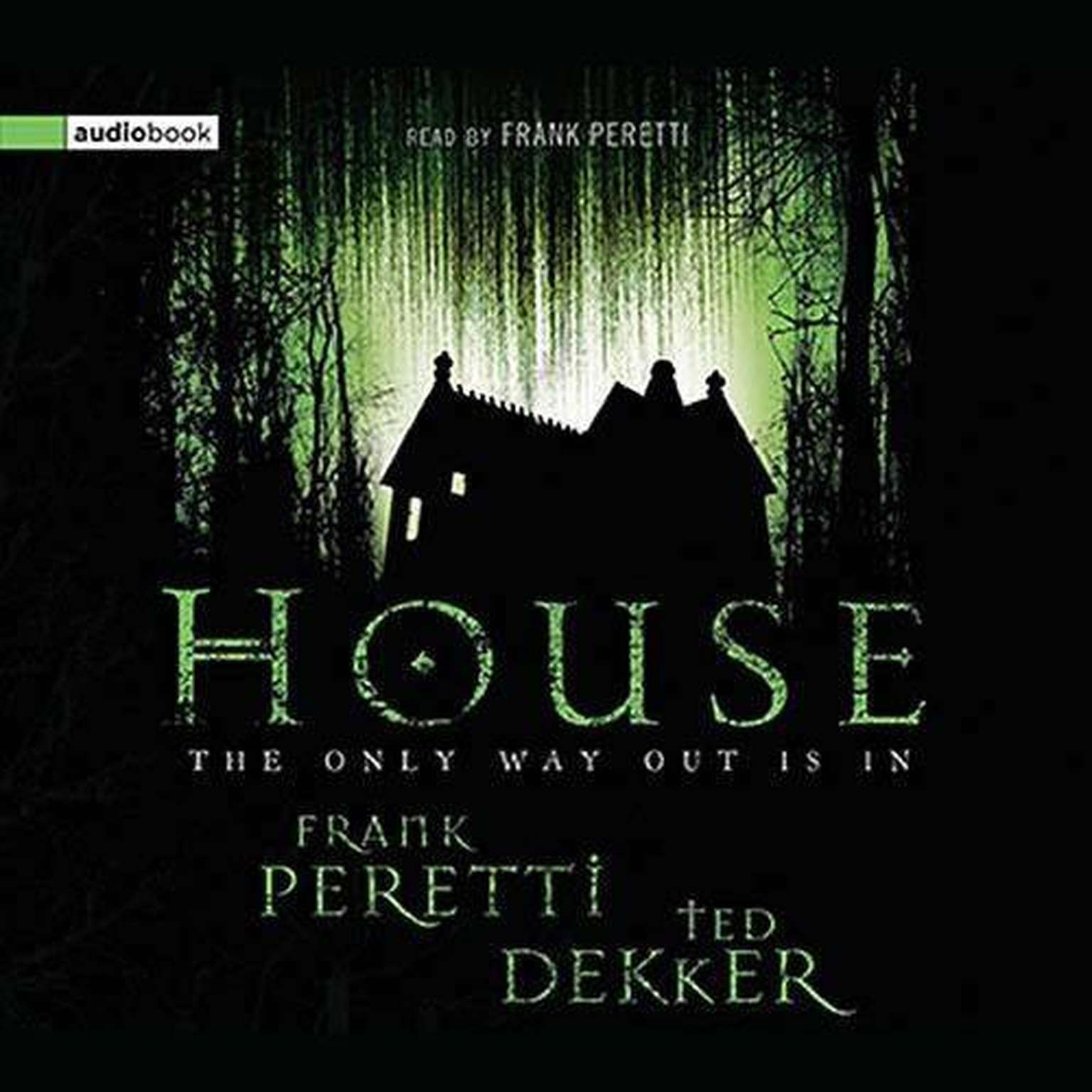 Printable House Audiobook Cover Art