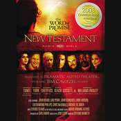 NKJV Word of Promise: Audio Bible New Testament Audiobook, by a full cast