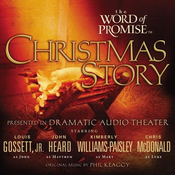 The Word of Promise Christmas Story Audiobook, by a full cast