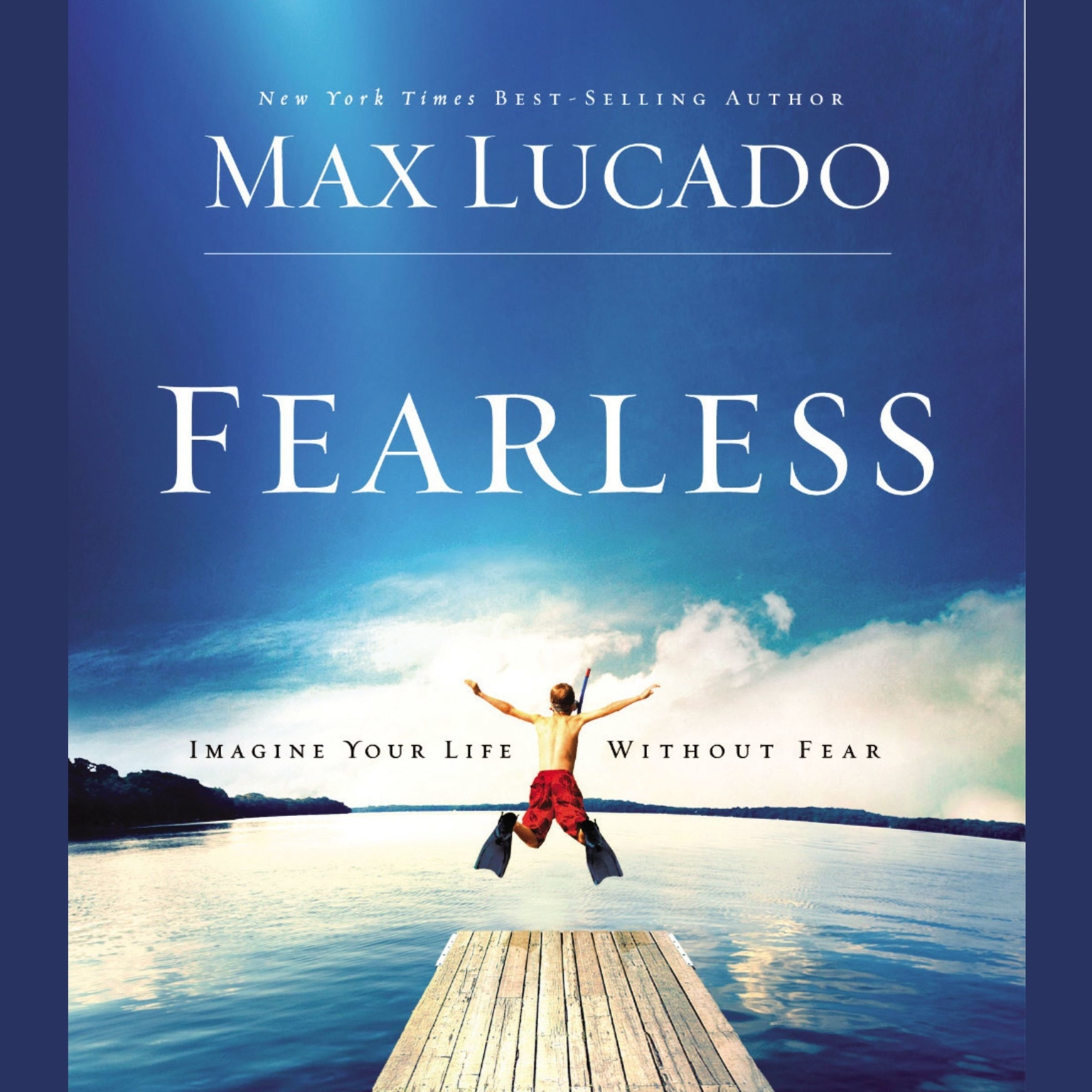 Printable Fearless: Imagine Your Life Without Fear Audiobook Cover Art