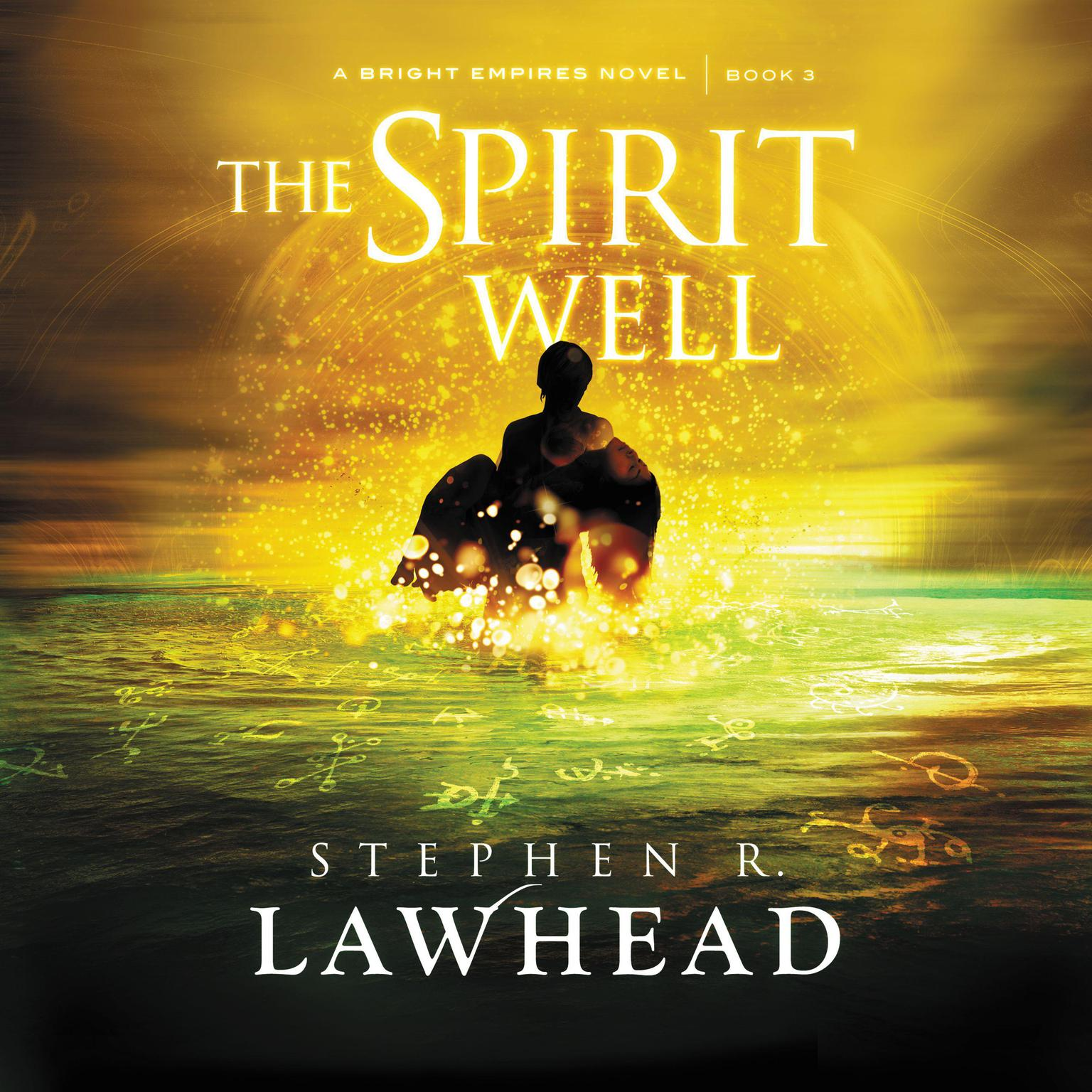 Printable The Spirit Well Audiobook Cover Art