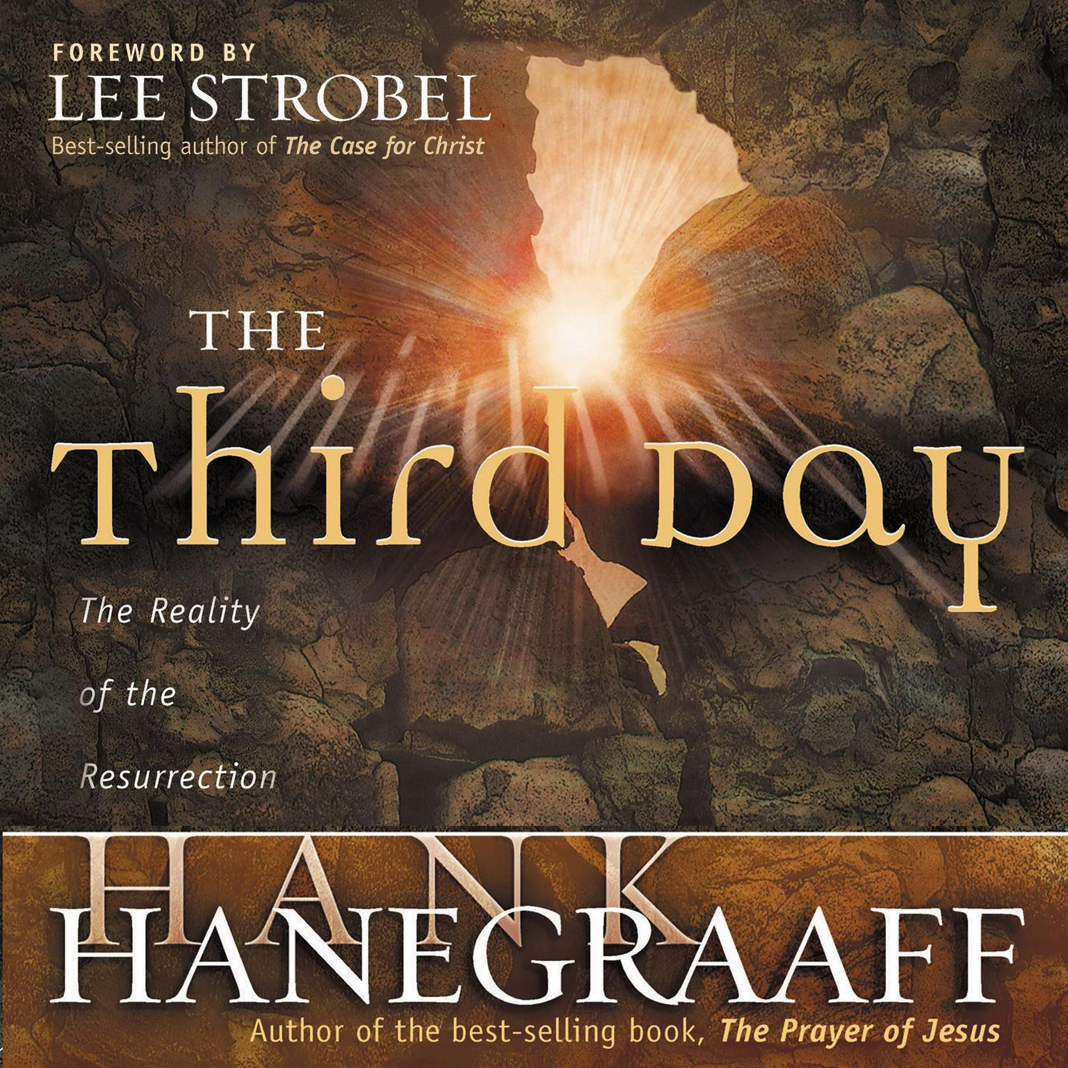 Printable The Third Day Audiobook Cover Art