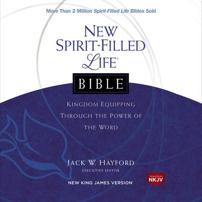New Spirit-Filled Life Kingdom Dynamics: Audio Devotional Audiobook, by Jack W. Hayford