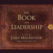 The Book on Leadership Audiobook, by John F. MacArthur