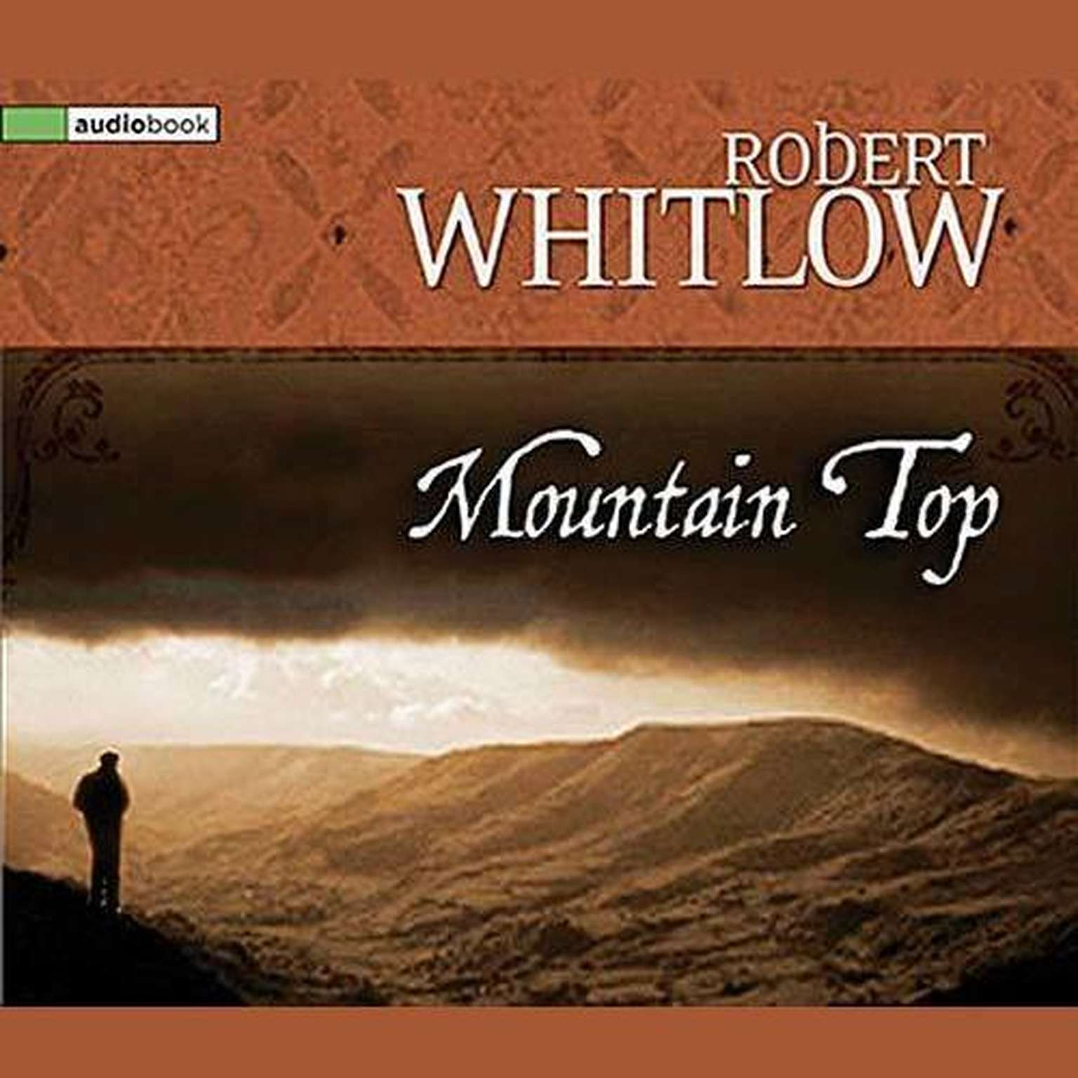 Printable Mountain Top Audiobook Cover Art