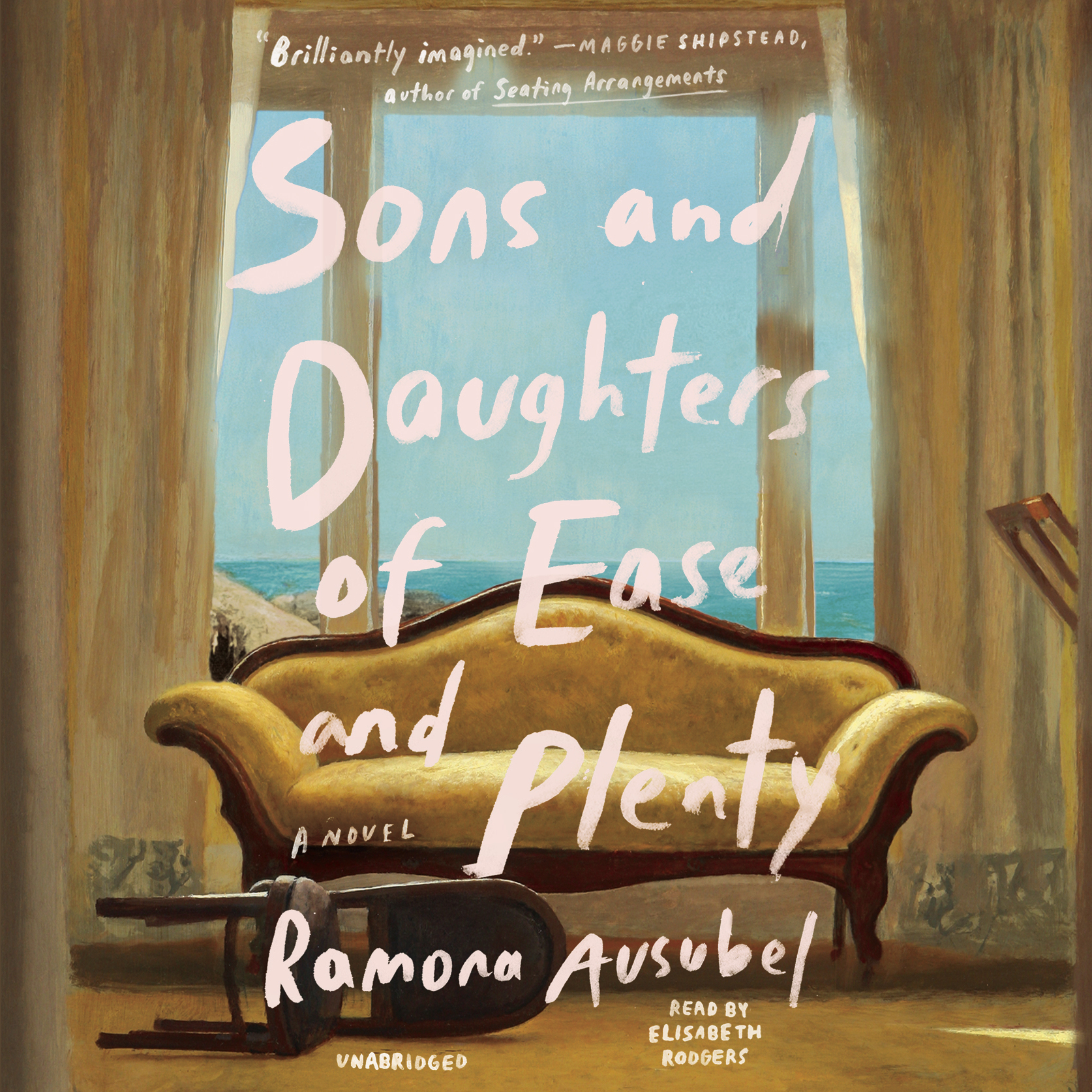 Printable Sons and Daughters of Ease and Plenty Audiobook Cover Art
