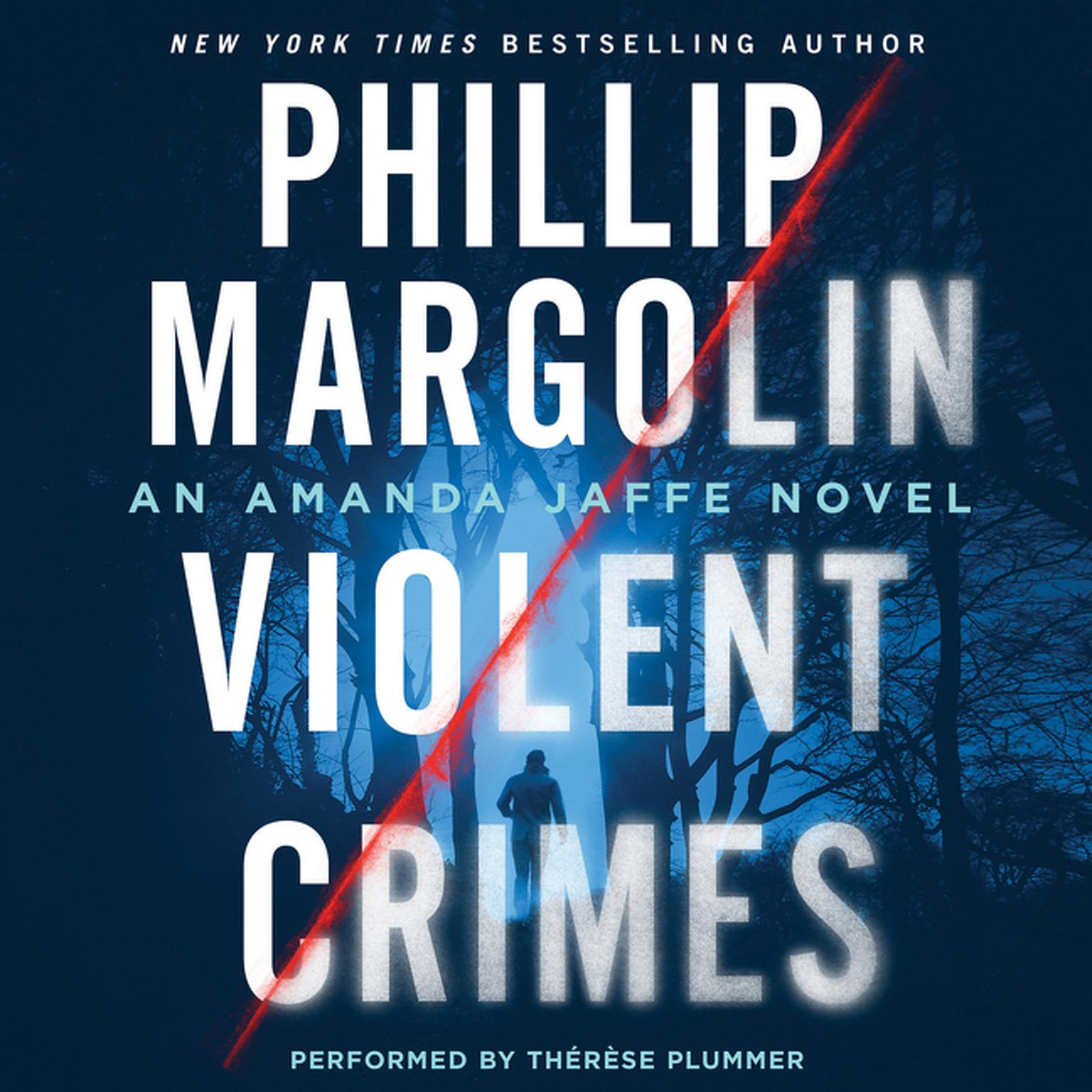 Printable Violent Crimes: An Amanda Jaffe Novel Audiobook Cover Art