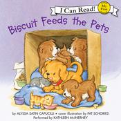 Biscuit Feeds the Pets Audiobook, by Alyssa Satin Capucilli
