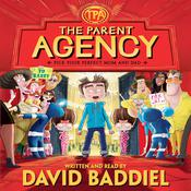 The Parent Agency Audiobook, by David Baddiel