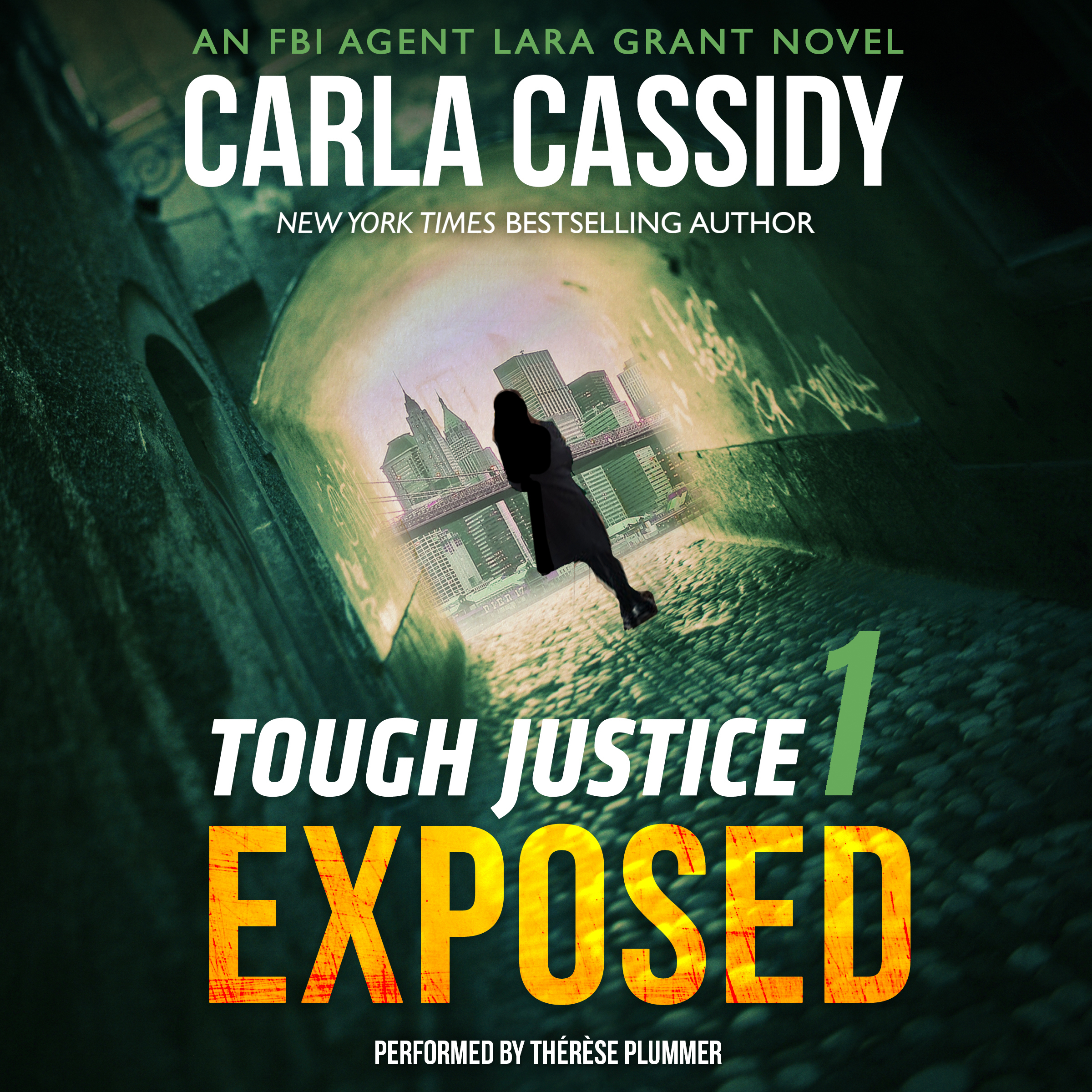 Printable Tough Justice: Exposed Audiobook Cover Art