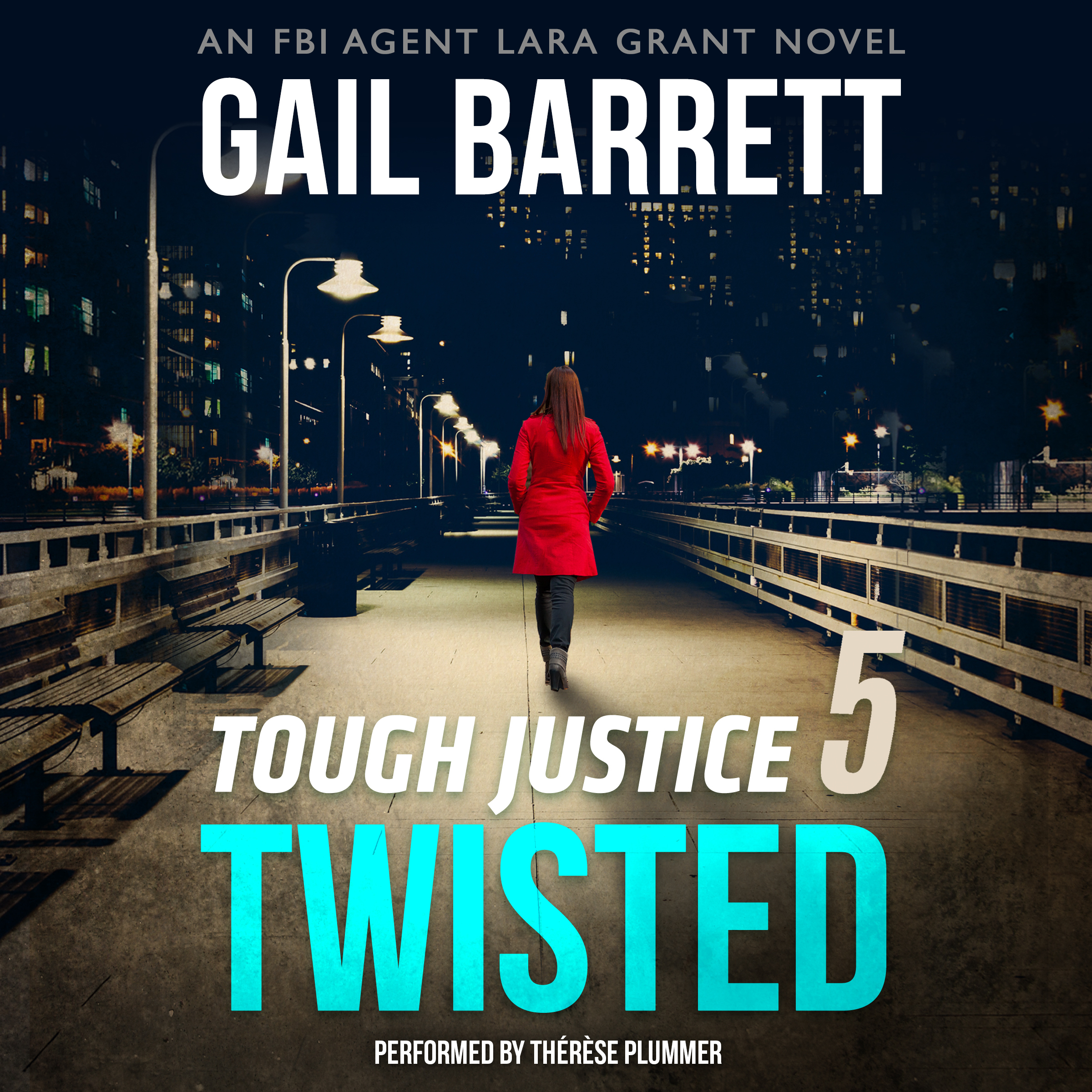 Printable Tough Justice: Twisted Audiobook Cover Art