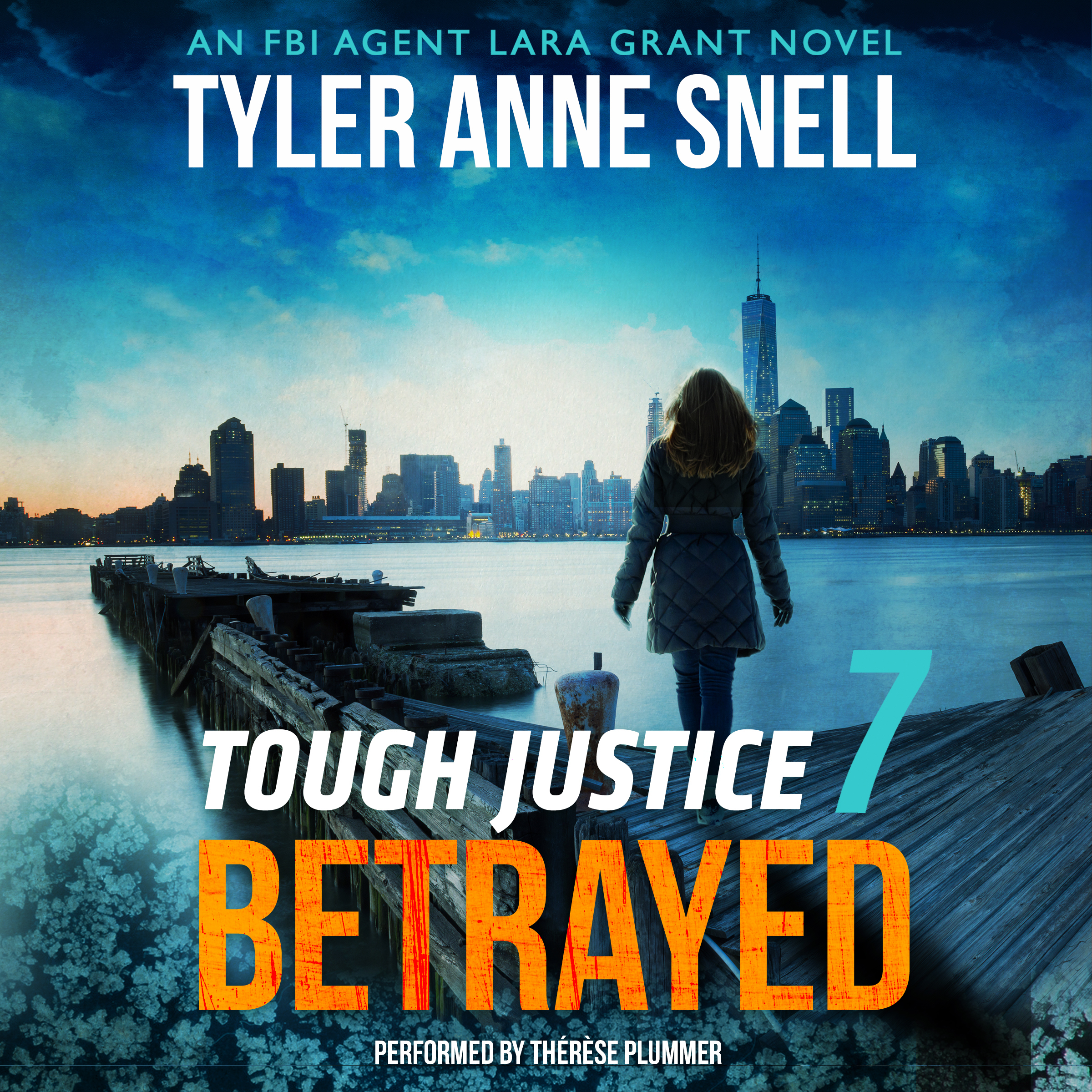 Printable Tough Justice: Betrayed  Audiobook Cover Art