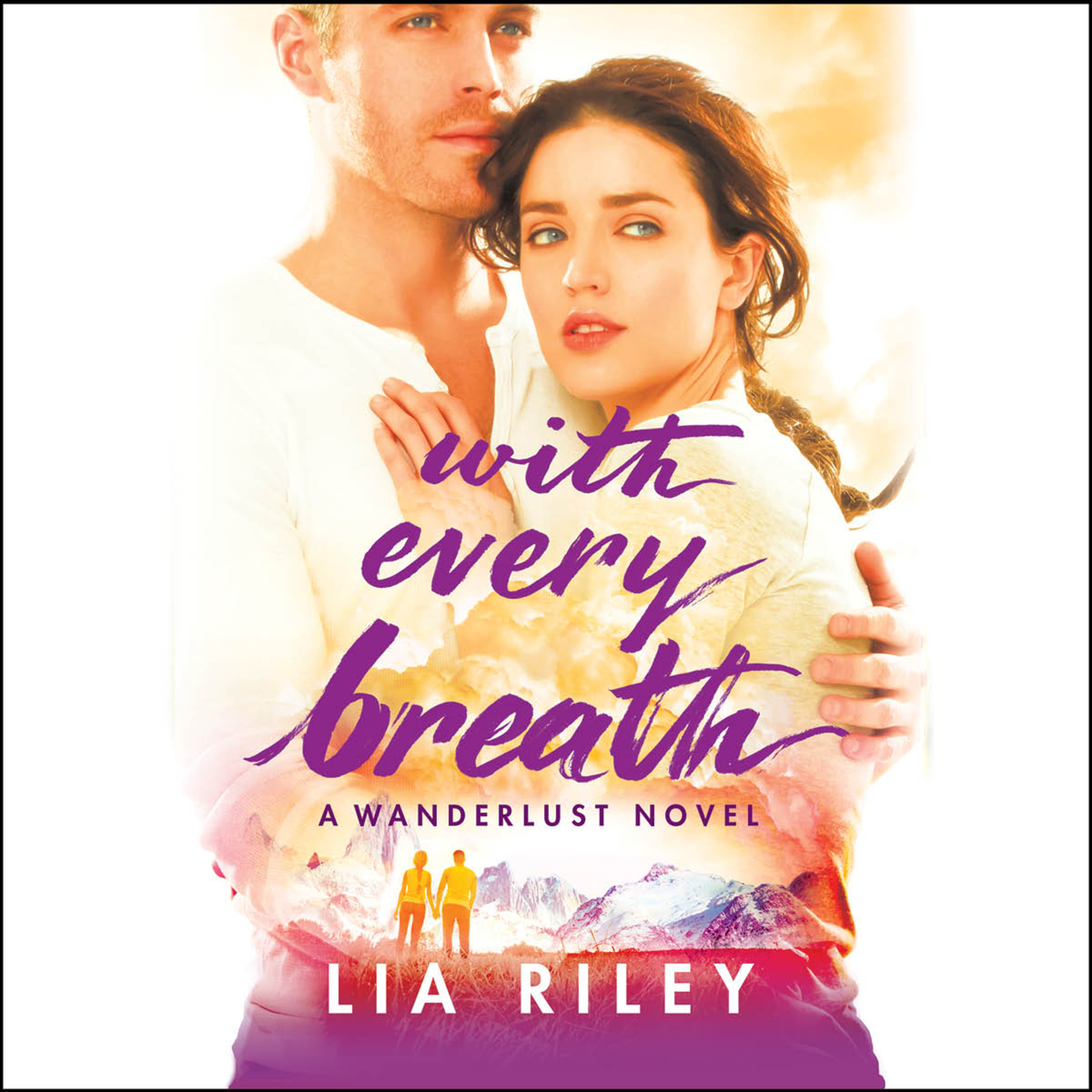Printable With Every Breath Audiobook Cover Art