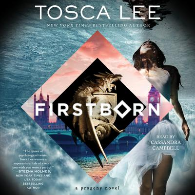 Firstborn: A Progeny Novel Audiobook, by