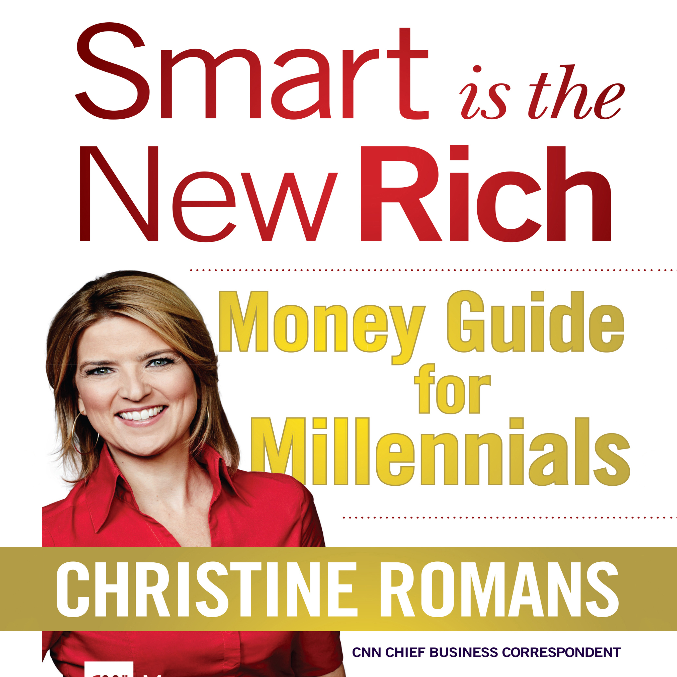 Printable Smart is the New Rich: Money Guide for Millennials Audiobook Cover Art