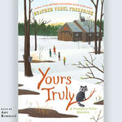 Yours Truly: A Pumpkin Falls Mystery Audiobook, by Heather Vogel Frederick