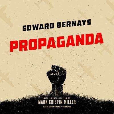 Propaganda Audiobook, by Edward Bernays