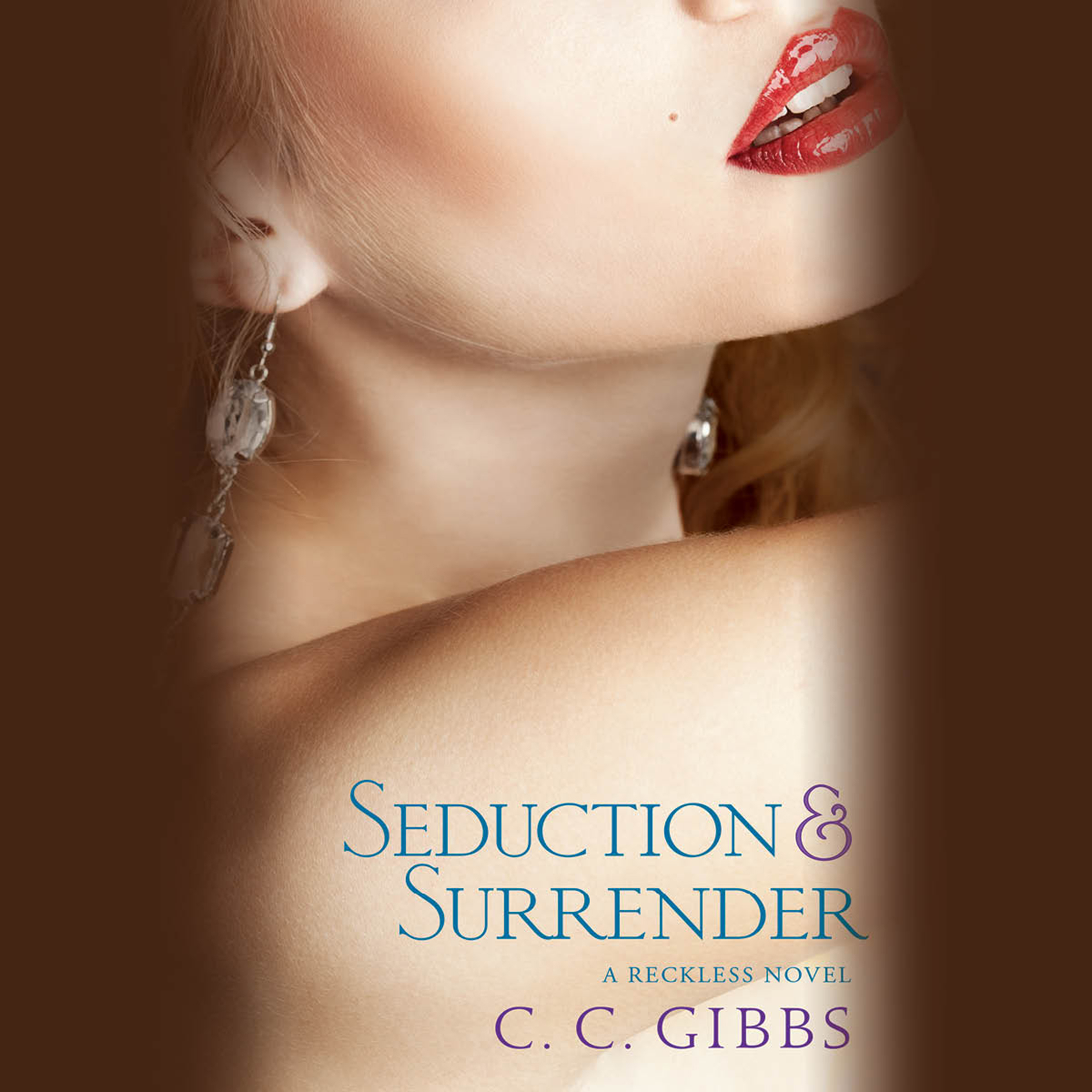 Printable Seduction and Surrender Audiobook Cover Art